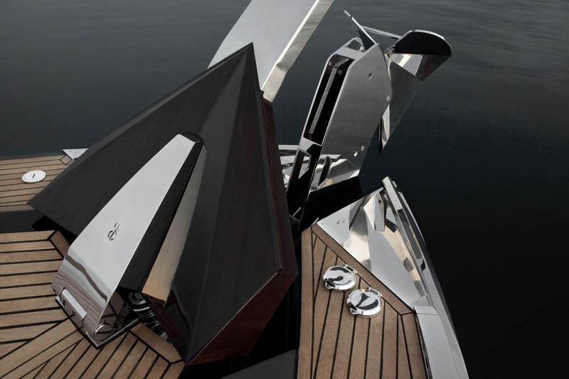 wooden yacht art of kinetik hedonist 2 The Worlds Sexiest Wooden Yacht [32 pics]