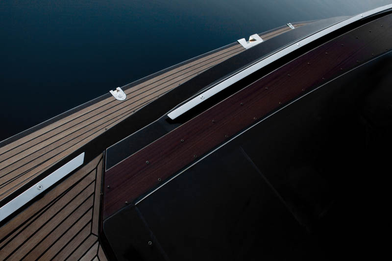 wooden yacht art of kinetik hedonist 3 The Worlds Sexiest Wooden Yacht [32 pics]