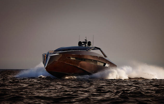 wooden yacht hedonist art of kinetik 1 The Worlds Sexiest Wooden Yacht [32 pics]