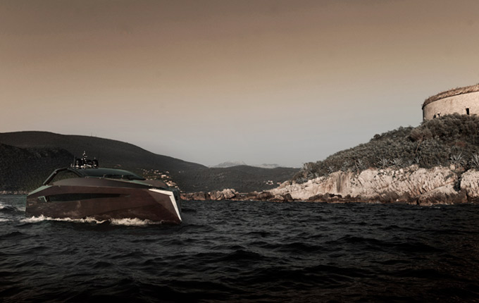 wooden yacht hedonist art of kinetik 12 The Worlds Sexiest Wooden Yacht [32 pics]