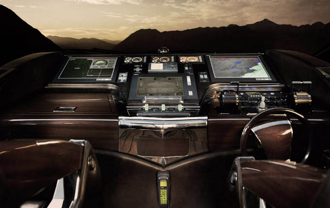 wooden yacht hedonist art of kinetik 13 The Worlds Sexiest Wooden Yacht [32 pics]