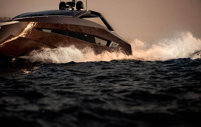 wooden yacht hedonist art of kinetik 16 The Worlds Sexiest Wooden Yacht [32 pics]