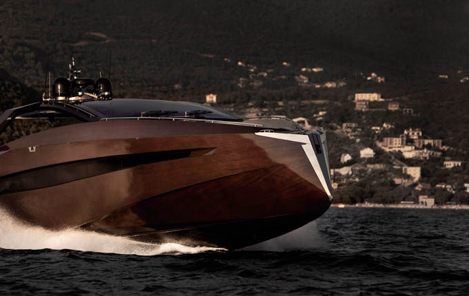 wooden yacht hedonist art of kinetik 17 The Worlds Sexiest Wooden Yacht [32 pics]