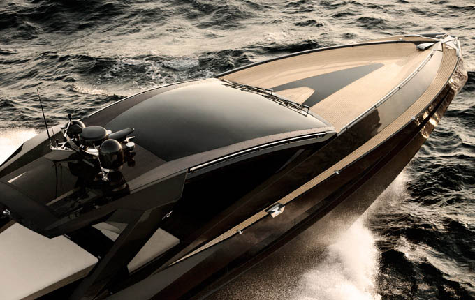 wooden yacht hedonist art of kinetik 3 The Worlds Sexiest Wooden Yacht [32 pics]