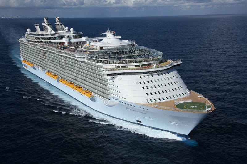 worlds biggest cruise ship allure of the seas royal carribean 6 The Worlds Largest Cruise Ship: Allure of the Seas