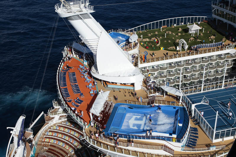 worlds biggest cruise ship allure of the seas royal carribean 8 The Worlds Largest Cruise Ship: Allure of the Seas