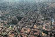 Picture of the Day: Epic Aerial of Barcelona, Spain