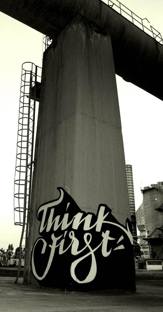 calligraffiti greg papagrigoriou street art calligraphy 16 Calligraffiti by Greg Papagrigoriou [25 pics]