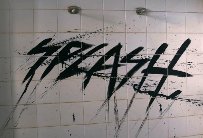 calligraffiti greg papagrigoriou street art calligraphy 4 Calligraffiti by Greg Papagrigoriou [25 pics]