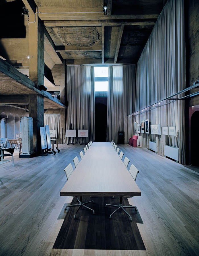 cement factory conversion ricardo bofill barcelona spain 1 Incredible Cement Factory Conversion in Barcelona [30 pics]