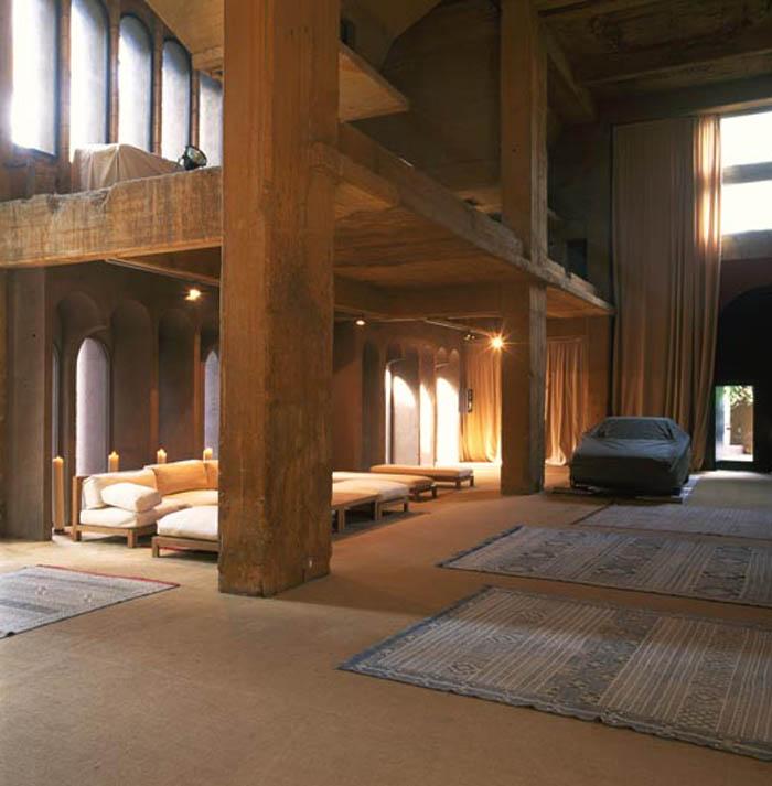 cement factory conversion ricardo bofill barcelona spain 10 Incredible Cement Factory Conversion in Barcelona [30 pics]