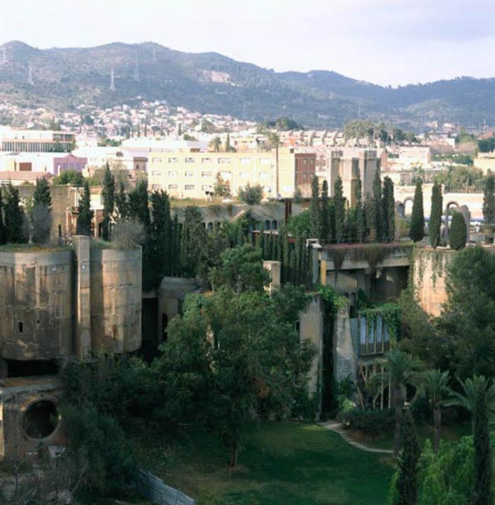 cement factory conversion ricardo bofill barcelona spain 21 Incredible Cement Factory Conversion in Barcelona [30 pics]