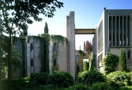 Incredible Cement Factory Conversion in Barcelona [30 pics]