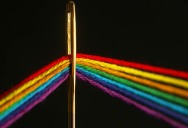 Picture of the Day: Dark Side of the Loom!