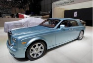 Electric Luxury: Rolls Royce Phantom EE [30 pics]