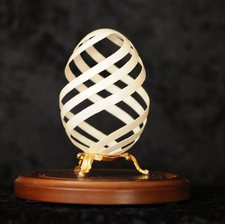 Intricate Egg Art by Brian Baity [30 pics]