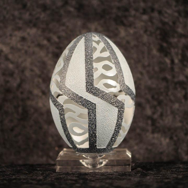 intricate egg art carvings brian baity 8 Intricate Egg Art by Brian Baity [30 pics]