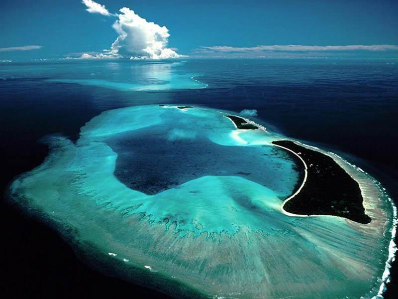 maldives aerial photograph 1 The Ultimate Maldives Gallery [30 pics]