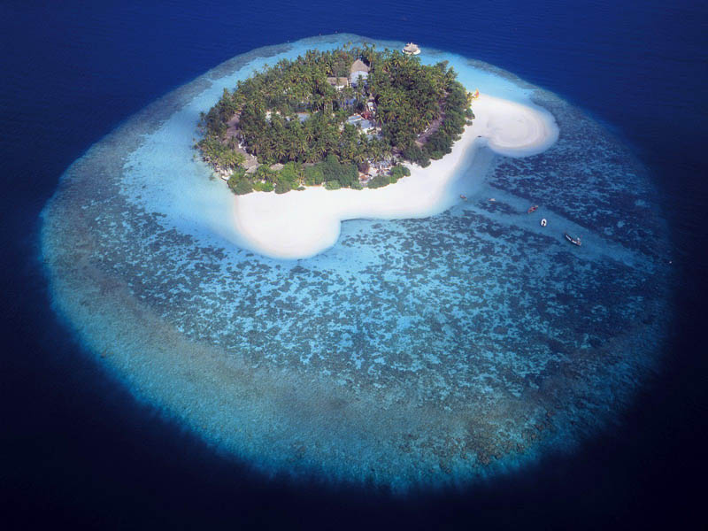 maldives aerial photograph 3 The Ultimate Maldives Gallery [30 pics]