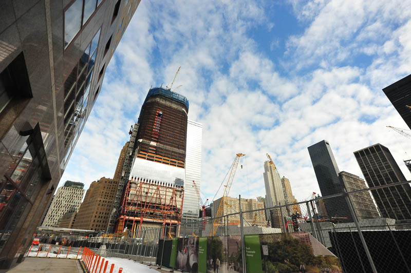 one world trade center This Day In History   April 27th