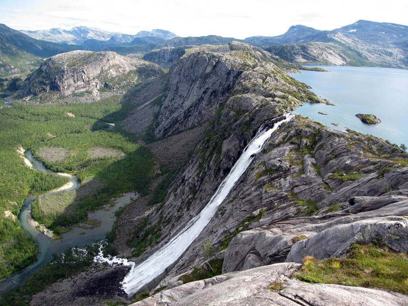 rago national park norway Picture of the Day: Rago National Park, Norway