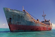 25 Haunting Shipwrecks Around the World