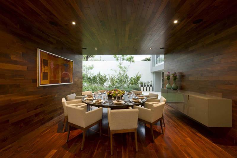 ae house twentyfourseven mexico city inward facing design 10 Gorgeous Inward Facing Home in Mexico City [30 pics]