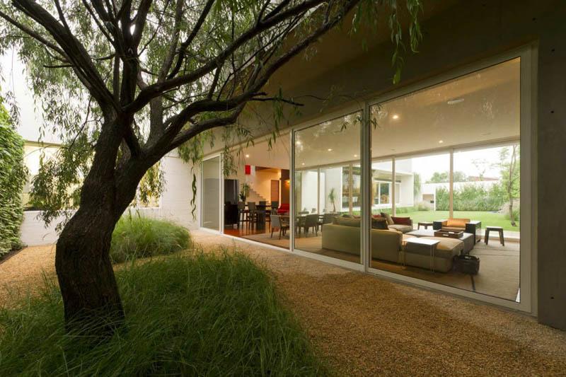 ae house twentyfourseven mexico city inward facing design 17 Gorgeous Inward Facing Home in Mexico City [30 pics]