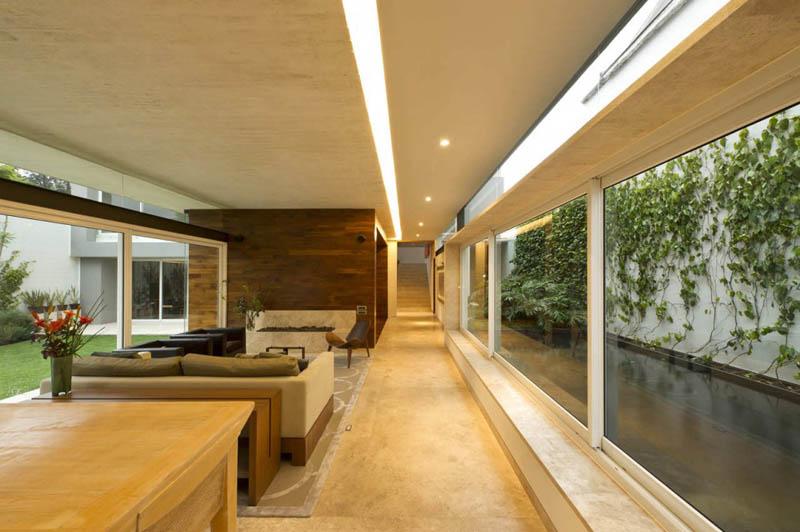 ae house twentyfourseven mexico city inward facing design 23 Gorgeous Inward Facing Home in Mexico City [30 pics]