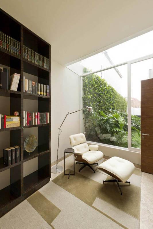 ae house twentyfourseven mexico city inward facing design 7 Gorgeous Inward Facing Home in Mexico City [30 pics]