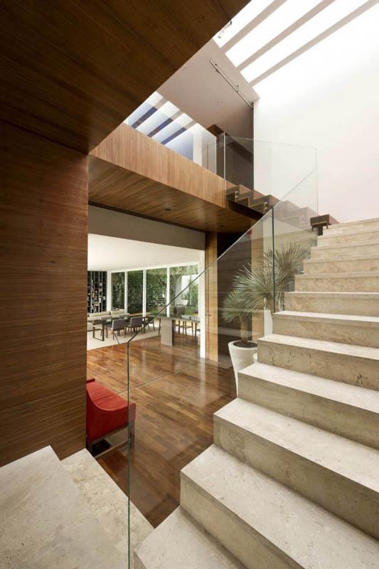 ae house twentyfourseven mexico city inward facing design 9 Gorgeous Inward Facing Home in Mexico City [30 pics]