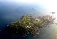 Picture of the Day: The Incredible Island of Brecqhou