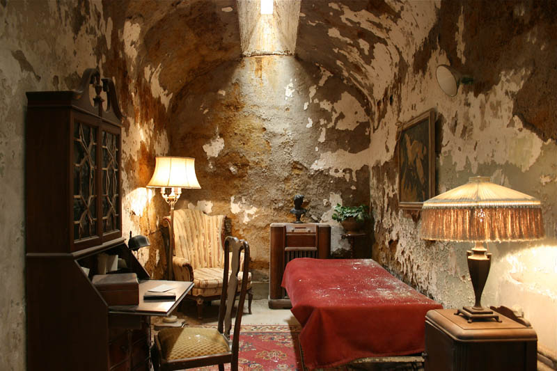 al capone jail cell This Day In History   May 4th