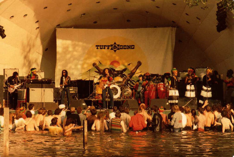 bob marley and the wailers the summer of 80 garden party crystal palace concert bowl This Day In History   May 11th