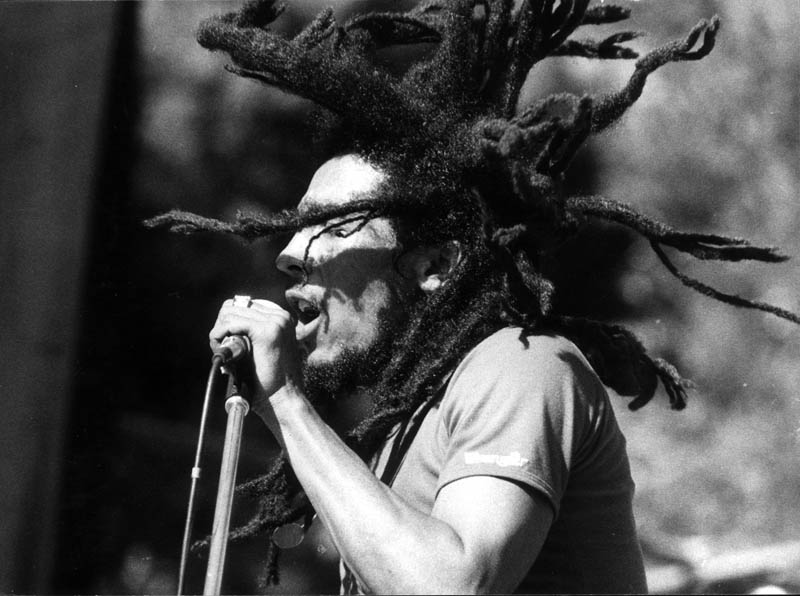 bob marley black and white This Day In History   May 11th