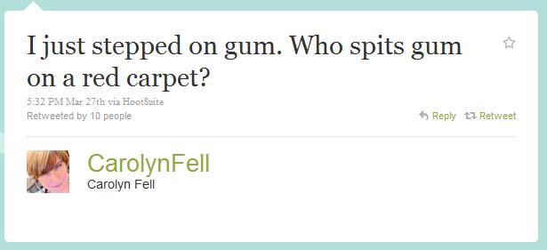 carolyn fell humblebrag The 50 Funniest Humble Brags on Twitter