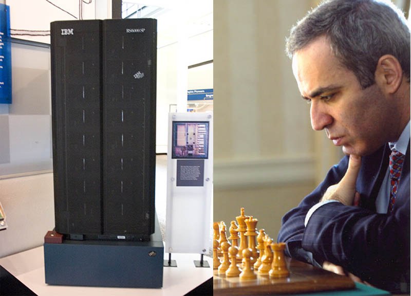 deep blue vs kasparov This Day In History   May 11th