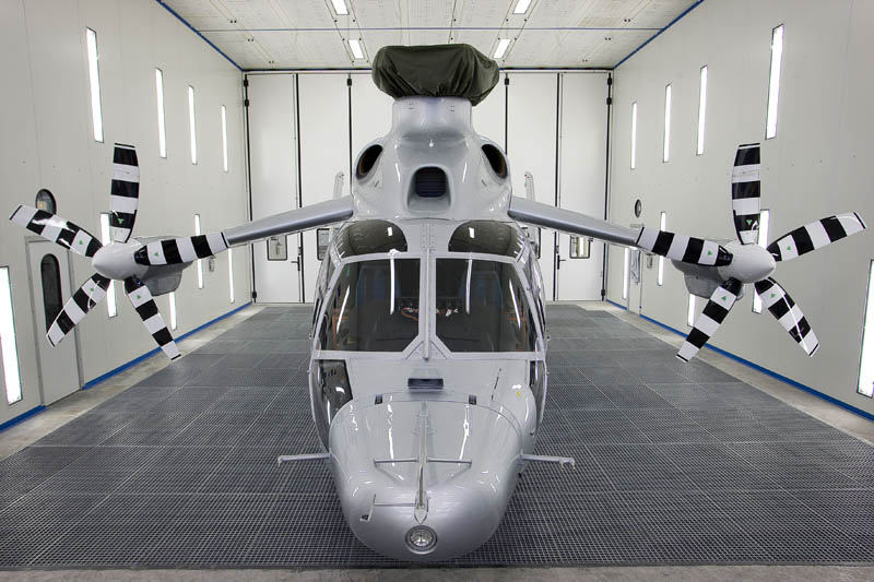 eurocopter x3 propellers on wings 3 The Battle for High Speed Helicopter Supremacy