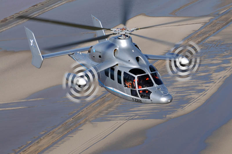 eurocopter x3 propellers on wings 6 The Battle for High Speed Helicopter Supremacy