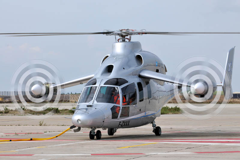 eurocopter x3 propellers on wings 7 The Battle for High Speed Helicopter Supremacy