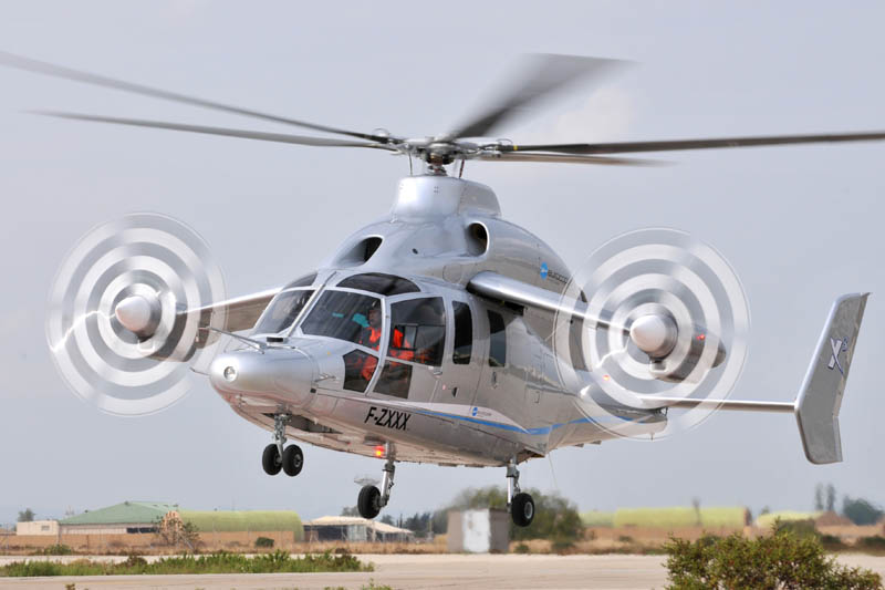 eurocopter x3 propellers on wings 8 The Battle for High Speed Helicopter Supremacy