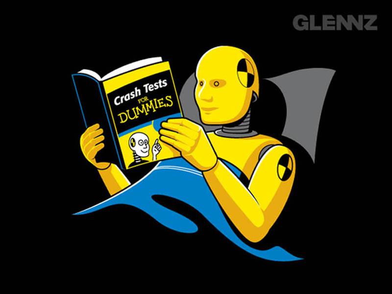 35 Hilarious Illustrations by Glennz