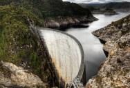 Picture of the Day: The Gordon Dam, Australia