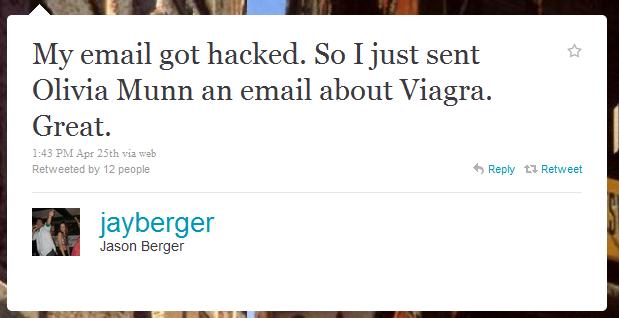 jason berger humblebrag 50 Hilarious Humble Brags on Twitter