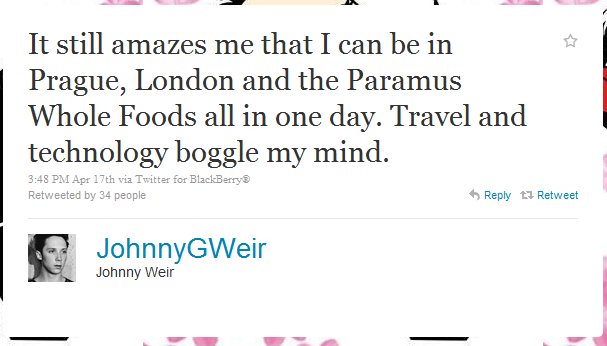 johnny weir humblebrag The 50 Funniest Humble Brags on Twitter