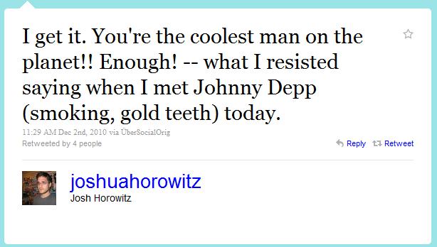 josh horowitz humblebrag The 50 Funniest Humble Brags on Twitter