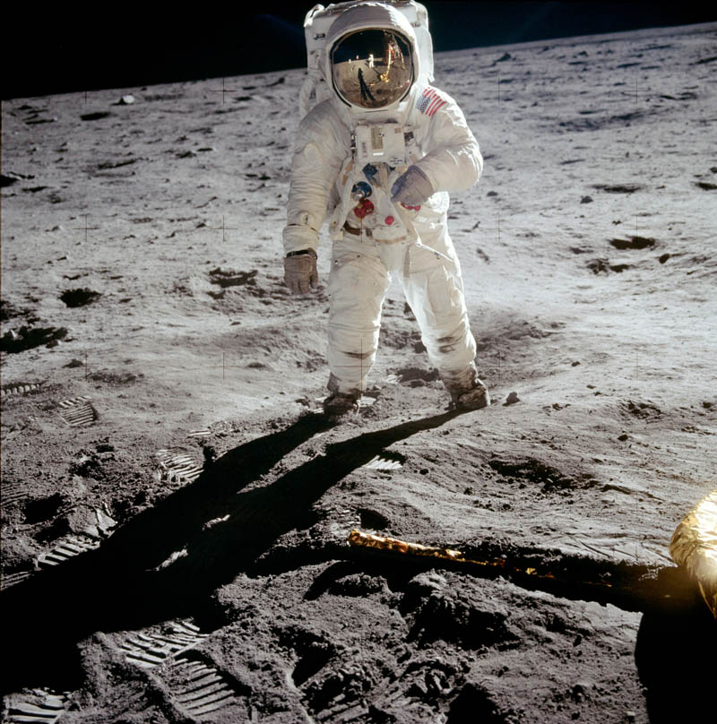man on the moon This Day In History   May 25th