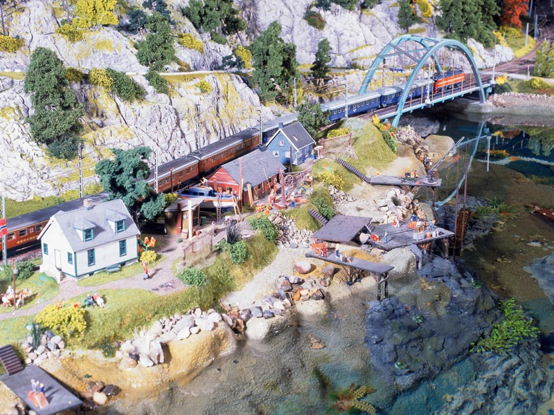 miniatur wunderland miniature wonderland 15 Miniatur Wunderland: Worlds Largest Model Railway