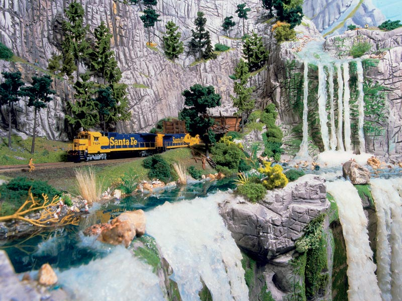 miniatur wunderland miniature wonderland 4 Miniatur Wunderland: Worlds Largest Model Railway