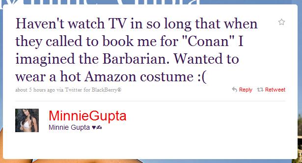 minnie gupta humblebrag The 50 Funniest Humble Brags on Twitter